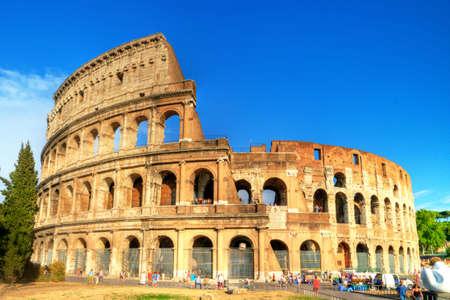 Colosseum -great symbol of Roman empire