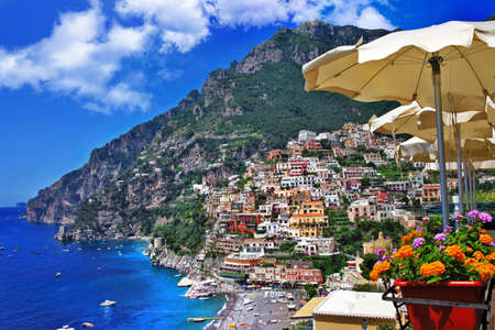 travel in Italy series - Positano