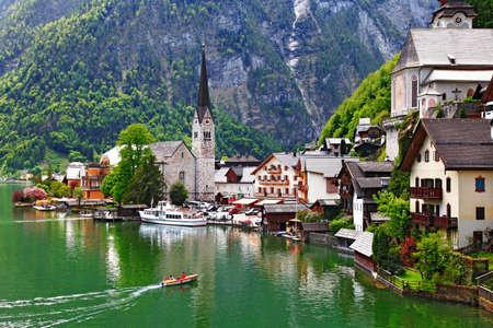stunning Alpen scenery, Aust