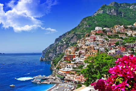 beautiful Italian coast - Positano