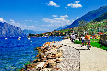 Lago di Garda vacations. Italy