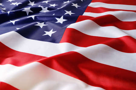 Photo pour Background, flag of the United States of America,USA - image libre de droit