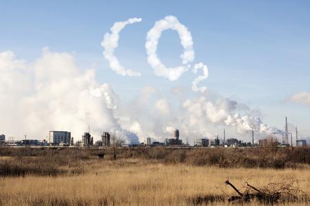 Problems of ecology - environmental contamination