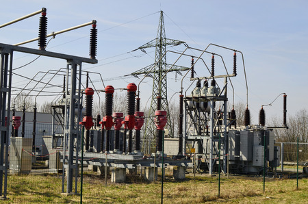 transformer station in Lower Austria