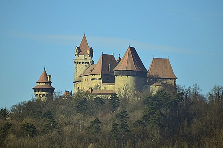 Austria, Kreuzenstein Castle - the castle is a shoting location in many international movies