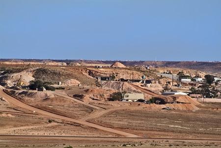 Australia, opal mining village Coober Pedy