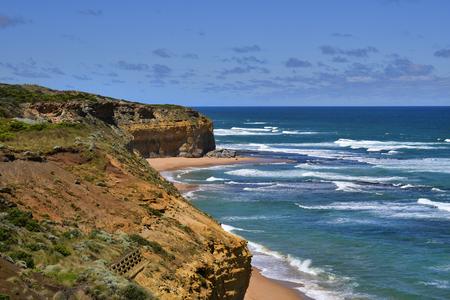 Australia, VIC, Great Ocean Road in Port Campbell National Park