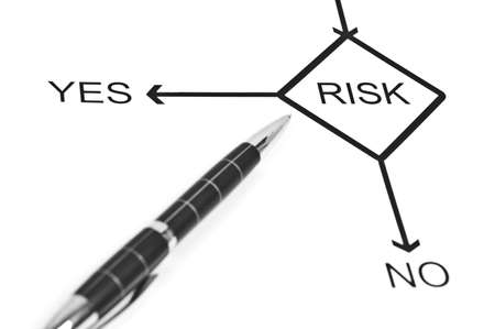 Yes or No to choose Risk
