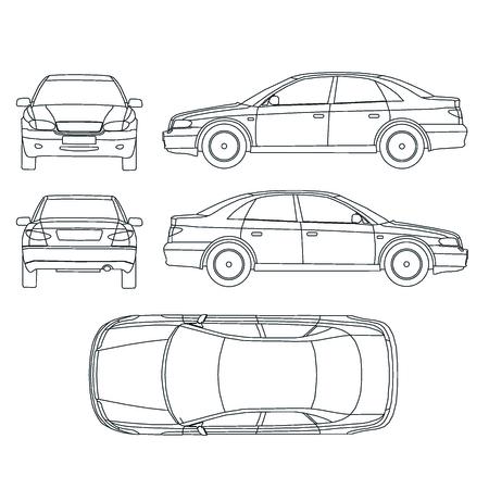 Car crash isurance protocol