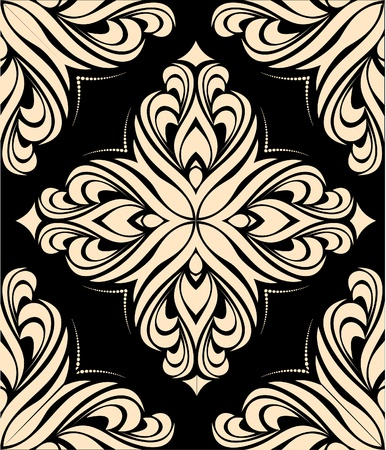 Illustration for abstract pattern background  - Royalty Free Image