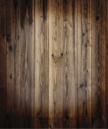 Photo pour Plank wooden background, textured with grunge effects - image libre de droit