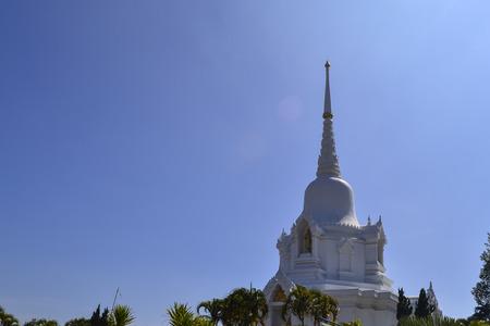 Pagoda in Khaokho Nationalpark  Thailand, Phetchabun, Salangluang Nationalpark