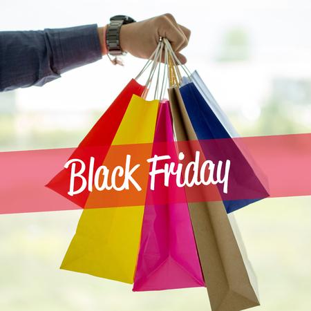 Shopping Concept: Black Friday