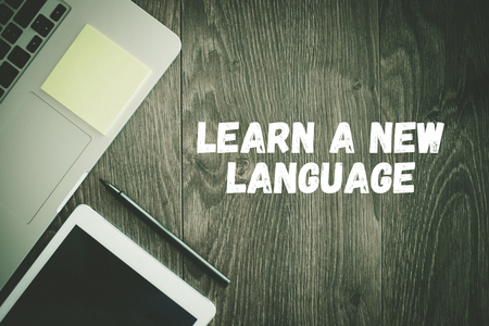 EDUCATION SCHOOL TECHNOLOGY STUDENT LEARN A NEW LANGUAGE CONCEPT
