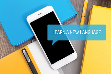LEARN A NEW LANGUAGE CONCEPT
