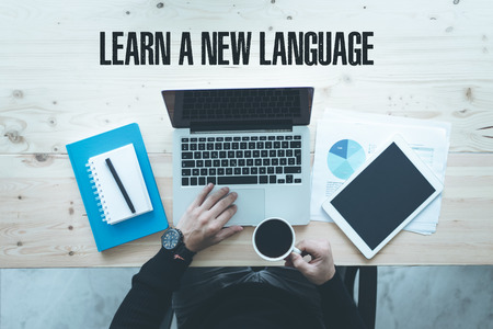 COMMUNICATION TECHNOLOGY EDUCATION AND  LEARN A NEW LANGUAGE CONCEPT