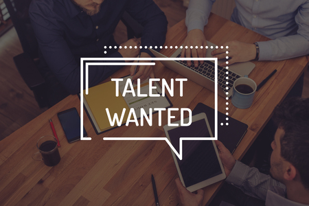 TALENT WANTED CONCEPT