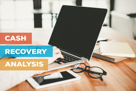 CASH RECOVERY ANALYSIS CONCEPT