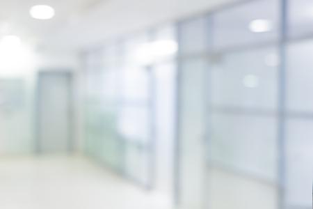 Photo pour unfocused office place, blur background - image libre de droit