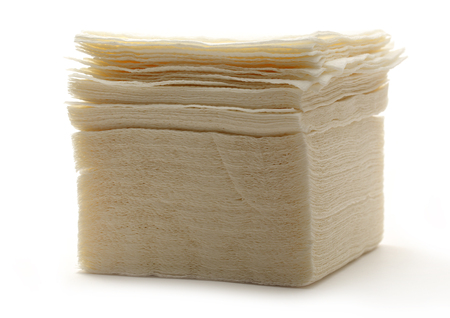 New disposable paper table napkins