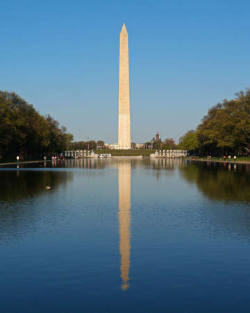 The Washington  Monument in Washington DC