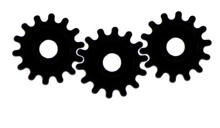 gears parts combind together