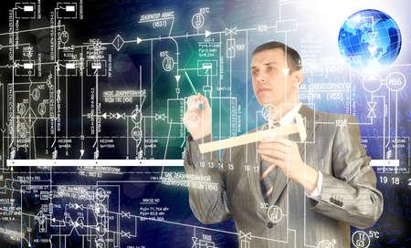 Engineering automation designing Energy