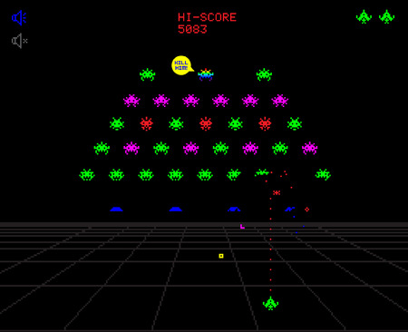 Illustration pour Game interface and game elements in pixel style art Vector illustration. - image libre de droit