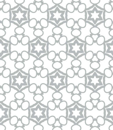Illustration pour Abstract background texture in geometric ornamental style. Seamless design. - image libre de droit