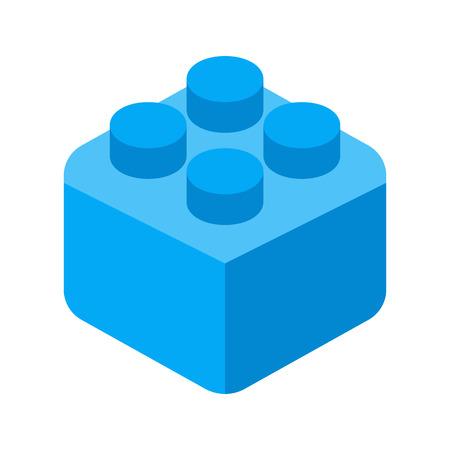 Illustration pour Kids Puzzle Toy - image libre de droit