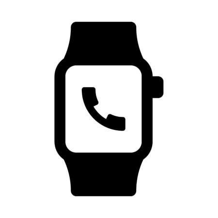 smartwatch call feature