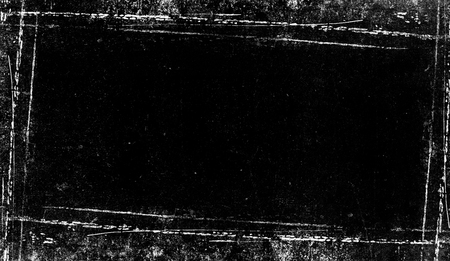 Foto de Vintage border texture. Old overlays effect for film , copyspace. - Imagen libre de derechos