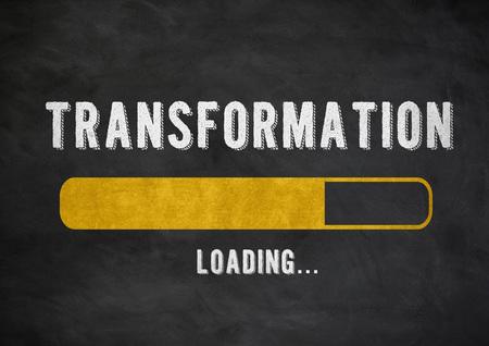 Transformattion progress bar