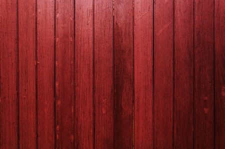 Photo pour old dark red wooden wall texture background, natural patterns, color tone effect - image libre de droit