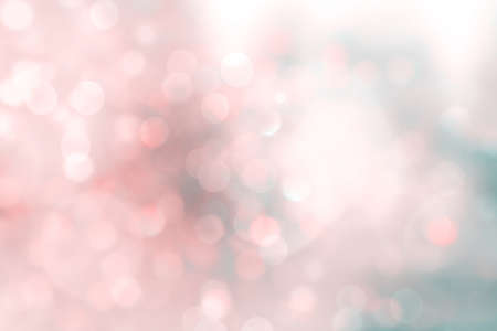 Photo pour Abstract pink bokeh background. Colorful Christmas Glittering background. Abstract christmas background. Glittering Christmas background. Red christmas background Glitter christmas background. - image libre de droit