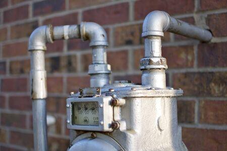 Water Meter Detail