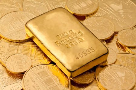 Investment in real gold than gold bullion and gold coins. Feingold.