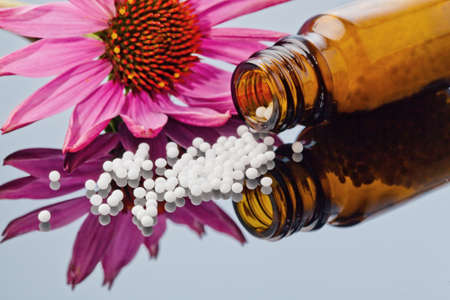 globules in the treatment of diseases in the gentle, alternative medicine. tablets and medicines.