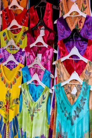 colorful summer dresses assortment