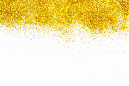 Gold glitter texture for beautiful Christmas background
