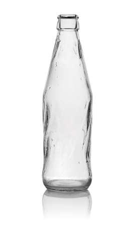 Photo pour Glass bottle - image libre de droit