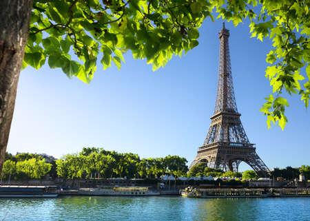 Photo pour Morning in Paris - image libre de droit