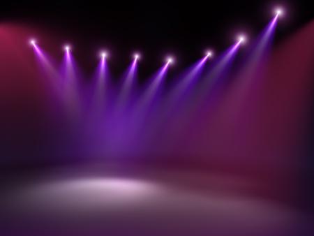 Photo pour Concert light  - image libre de droit