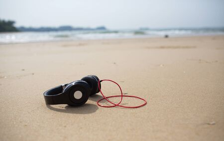 sound at the beach