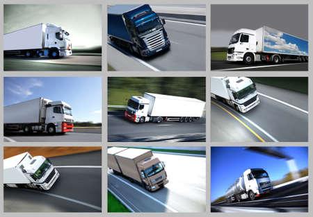 Photo pour trucks - image libre de droit