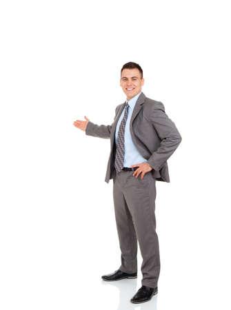 Foto de businessman  - Imagen libre de derechos