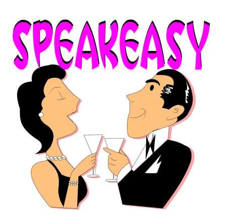 speakeasy concept