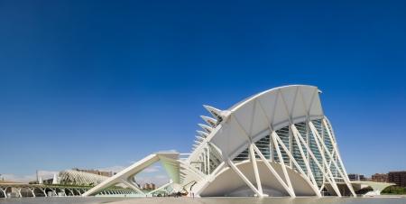 valencia, architettura moderna