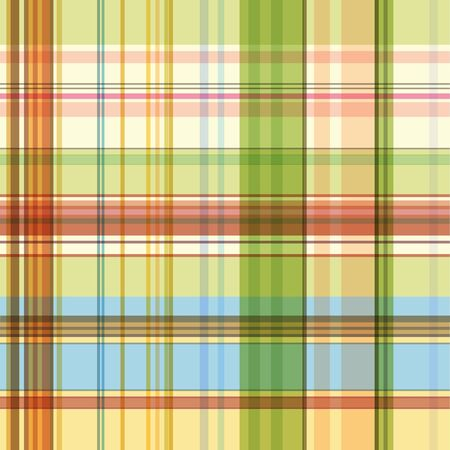 A seamless checked pattern for textile