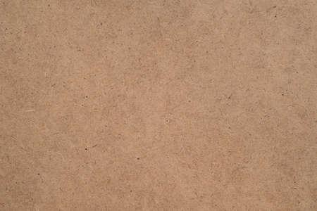 Photo pour Construction material. Brown plywood texture abstract art background. Solid color LDF surface. Empty space. - image libre de droit